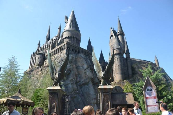 Hogswart at Universal Studios