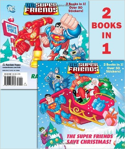 Super Friends Save Christmas