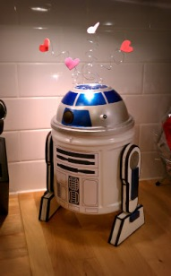 R2D2 Heart Container