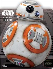 BB8 board book