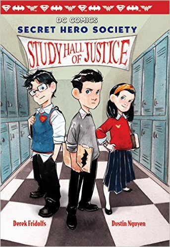 DC Study Hall Of Justice book