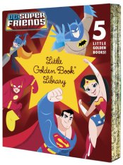 DC Super friends book