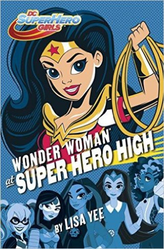 DC Super Hero High book
