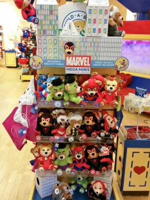 Marvel BAB Minis