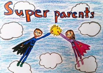 Super Parents drawing (2)