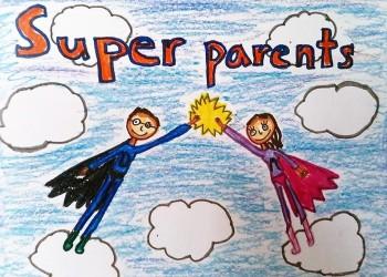 Super Parents drawing (2)