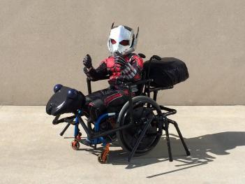 WnR Antman Costume