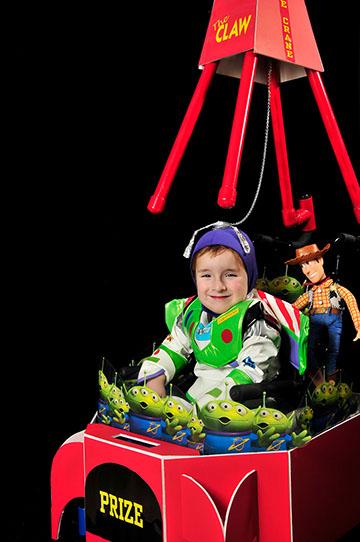 WnR Buzz lightyear Costume