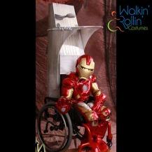 WnR Iron Man Costume