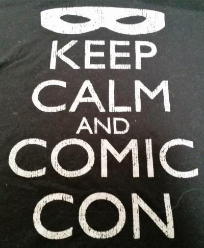 Comic Con Calm