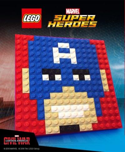 Toys r Us Marvel Lego Event