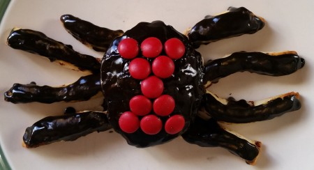 black-widow-spider-roll