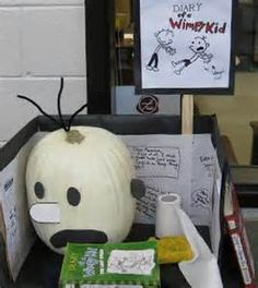 diary-of-a-wimpy-kid-pumpkin