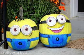 minion-pumpkins