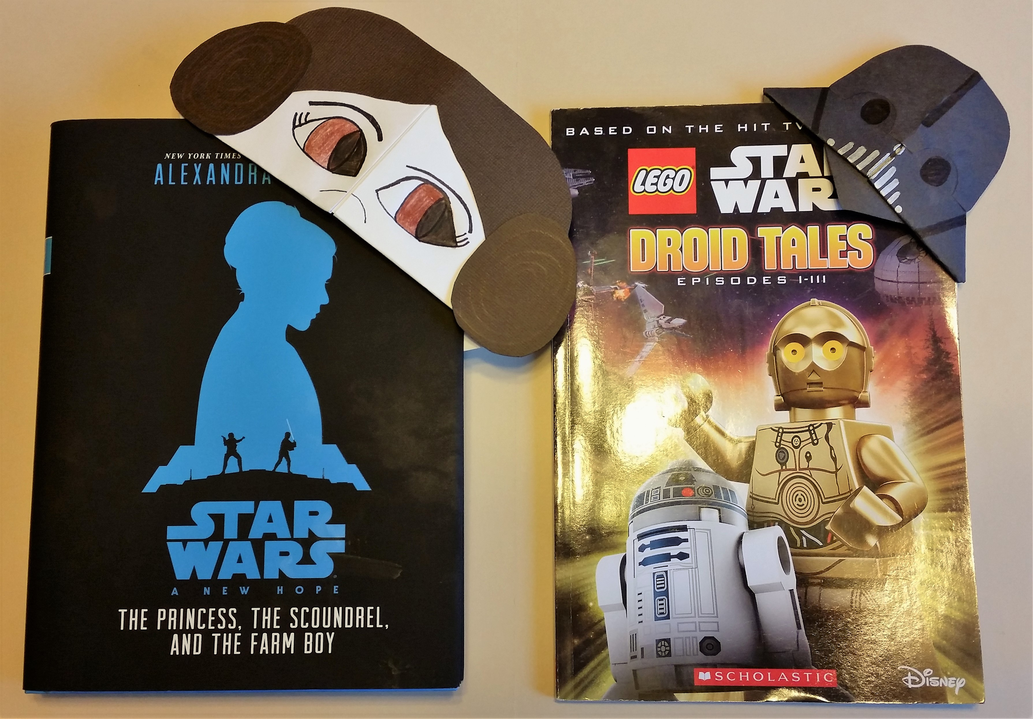 image about Star Wars Bookmark Printable referred to as Do it yourself Star Wars Corner Bookmarks Increase of the Geeklings