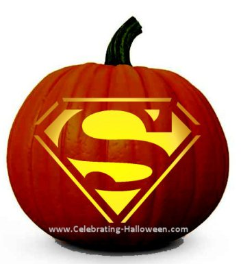 superman-pumpkin-carving-stencil