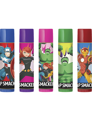 Avengers Lip Smackers Pack
