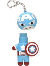 Lip Smacker Cpt America Key Chain