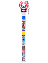 Lip Smackers Captain America Key Chain Pack