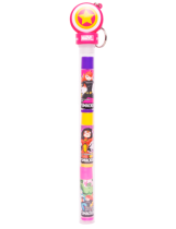 Lip Smackers Pink Captain America Key Chain Pack