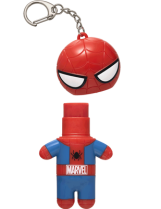 Spiderman Lip Smackers Key Chain