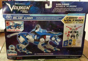 Voltron Blue Lion