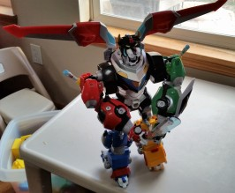 Voltron Fully Formed