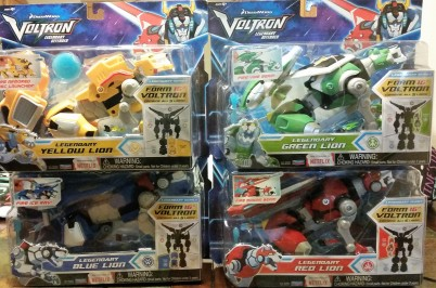Voltron Lions Group