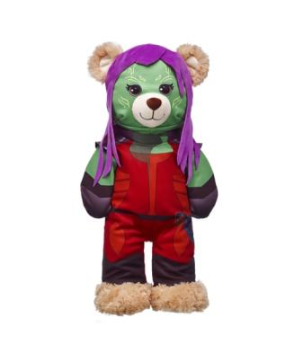 Build a Bear Gamora outfit