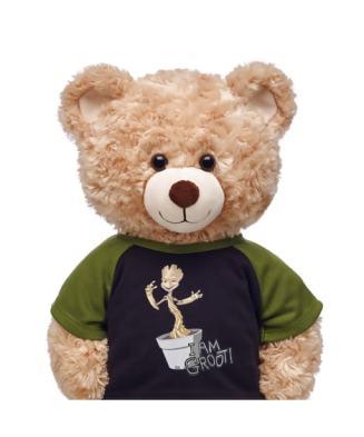 Build a Bear Groot Bear tshirt