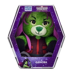 Build a Bear Mini Gamora Bear