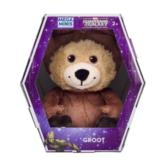 Build a Bear Mini Groot Bear