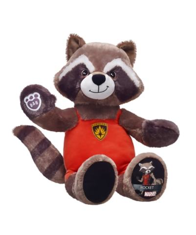 Build a Bear Rocket Raccoon