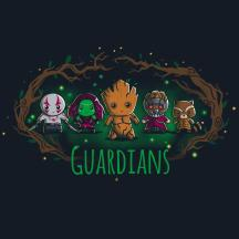 Tee Turtle guardians-t-shirt