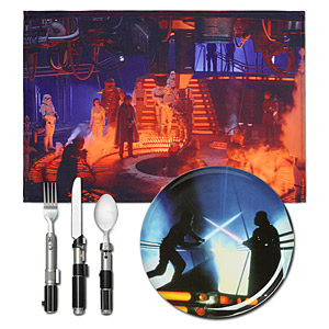 Think Geek Star Wars dinner_set_cloudcity