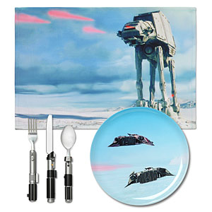 Think Geek Star Wars dinner_set_hoth