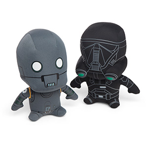 Think Geek Star Wars rogue_one_plushes