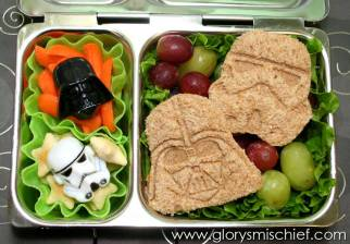 Star Wars kids-school-lunch