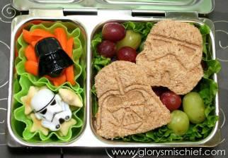 Star Wars kids-school-lunch