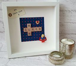 Superhero Mom Message Shadow Boxes2